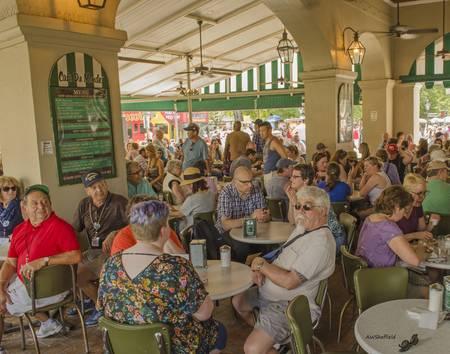 New Orleans Cafe Du Monde