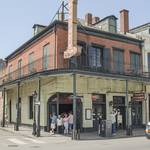 New Orleans Tujagues  by Allen Sheffield