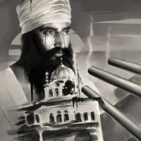 """Sant Jarnail Singh ji Bhindranwale"" by bhagatsingh"