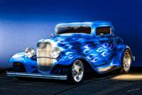 1932 Ford 'Little Blue' Coupe I