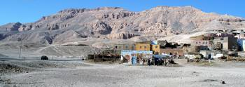 Valley of kings and queens Egypt