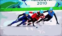 Olympic Speed Skaters