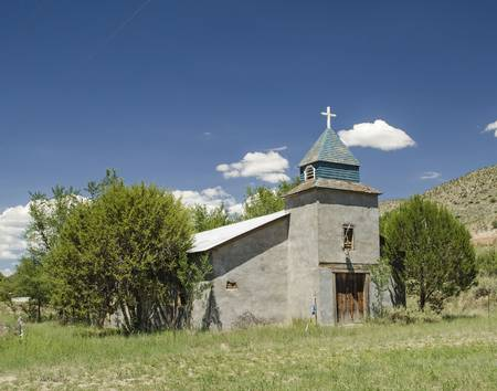 Hondo Valley Old Church 2