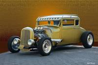 1930 Ford 'Midas Touch' Coupe I