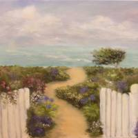 Welcome Home by Sandy Mauck
