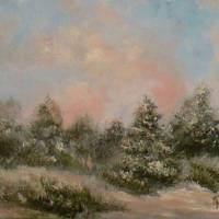 Winter Chill by Sandy Mauck