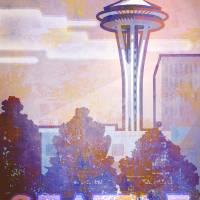Seattle Life by Greg Simanson