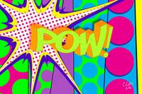 Pow Pop Art Explosion