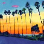 Sunset at La Jolla Cove San Diego by RD Riccoboni