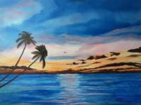 Art_-_#141416_-_Sunset_On_The_Island_Of_Siesta_Key