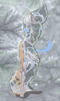 Snow Valley Resort Trail Map