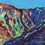 Las Virgenes Calabasas to Malibu California by RD Riccoboni