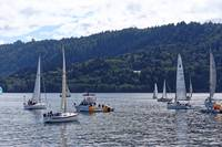 2016 Indian Arm Cruise 4 by Priscilla Turner