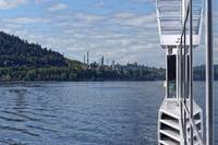 2016 Indian Arm Cruise 1 by Priscilla Turner
