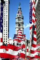 Philadelphia Stars And Stripes - Digital Artwork
