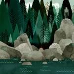 """The Wild Robot"" by PeterBrownStudio"