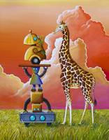 Robots On Safari