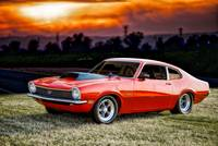 1971 Ford Maverick Muscle