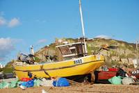 Hastings fishing fleet