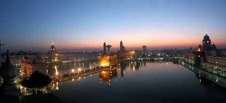 golden temple Panorama - new 1