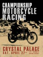 Crystal Palace Motorcycle Racing