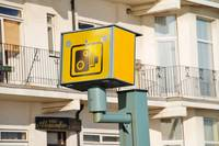 Speed camera in Hastings