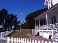 Heceta Head Lighthouse and Keepers House 063