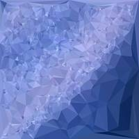 Steel Blue Abstract Low Polygon Background