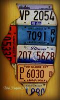 Illinois in Plates