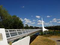 Sundial Bridge Redding California 036