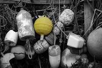 BW Bouys will be Bouys with color
