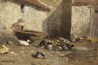 Jacque - Ducks 19th Century