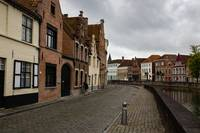 Cloudy Morning in Bruges