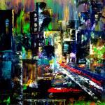 Metropolis by Kris Courtney