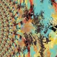 Tropical Pattern Abstract