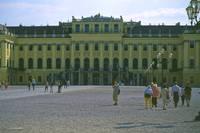 Schönbrunn, Vienna 20 by Priscilla Turner