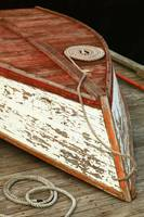 Old Skiff on the dock