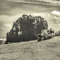 Big Rock at Praia Malhada Jericoacoara Brazil
