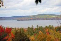 Fall Colors on Grand Traverse Bay