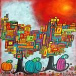 Fall Fantasy  by Juli Cady Ryan