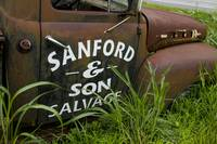 Sanford & Son Salvage .