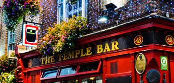 Temple Bar Resampled
