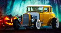 1932 Ford 'Trick or Treat' Coupe