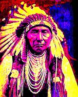 Chief Joseph-Nez Percé