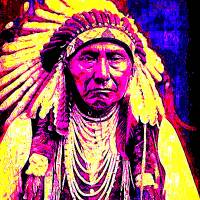 """Chief Joseph-Nez Percé"" by thegriffinpassant"