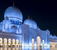 The beauty of Abu Dhabi