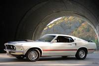 1969 Mustang Mach I Fastback