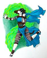 Okapi Dancer