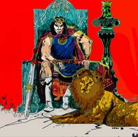 CONAN the KING