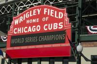 Chicago Cubs - 2016 World Series winners!